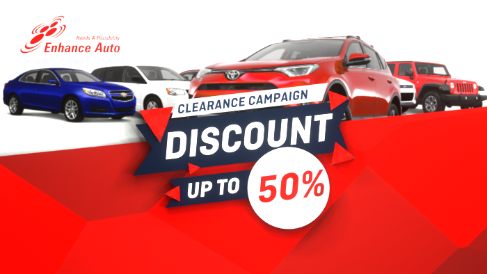 Clearance campaign
